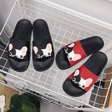 French Bulldog Slippers