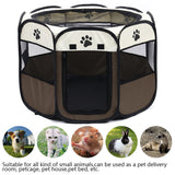 Portable Folding Pet Carrier Tent Dog House