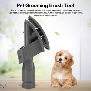 Dog Hair Brush Clearer Tool for Dyson Groom Vacuum Cleaner Replacement Part