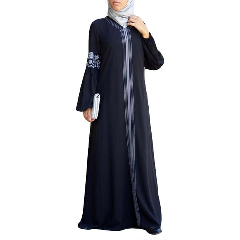 Robe Abaya Chic Muslim Mine