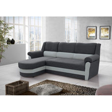 Living Room 3 Seater Corner Sofa Bed BRUNO 5 Colors Modern Design High Quality