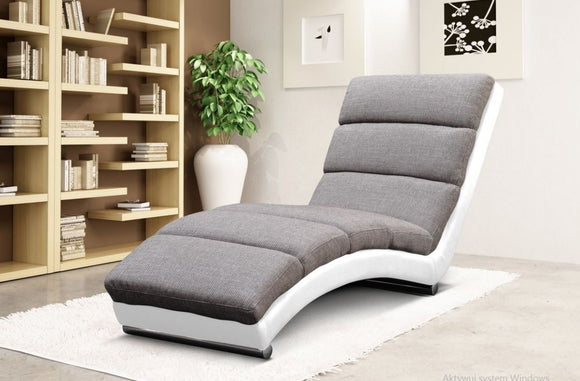 Padded Seat Many Colours Chaise Lounge LAGUNA Modern Design High Quality