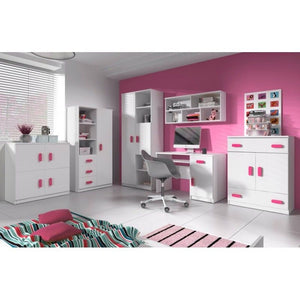 Children Room Large Furniture Set VENLO 5 Colors Modern Design High Quality