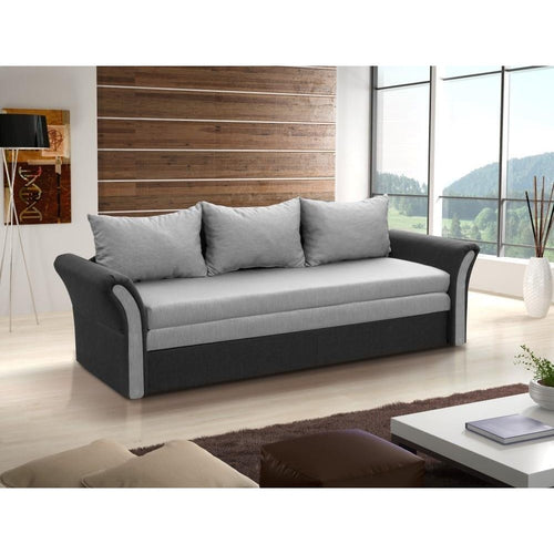 Living Room 3 Seater Sofa Bed ANDREA Modern Design High Quality