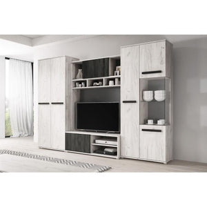Living Room Display Wall Unit VIVA Modern Design High Quality