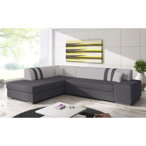 Living Room 4 Seater Corner Sofa Bed BUENO Large Modern Design High Quality