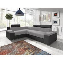 Living Room 3 Seater Corner Sofa Bed CHESTER Modern Design High Quality