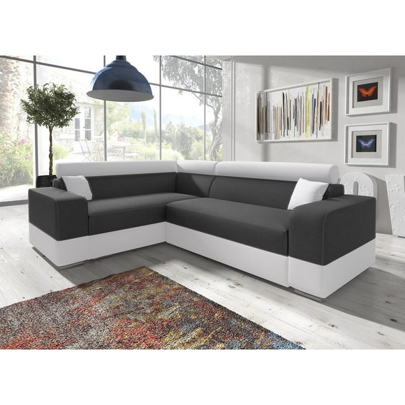 Living Room 3 Seater Corner Sofa Bed INFINITY Modern Design High Quality