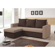 Living Room 3 Seater Corner Sofa Bed INTER Modern Design High Quality