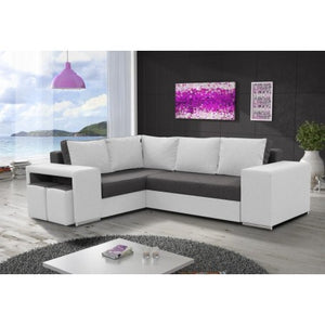 Living Room 3 Seater Corner Sofa Bed MACHO Modern Design High Quality