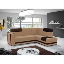 Living Room 3 Seater Corner Sofa Bed PEGAZ Modern Design High Quality