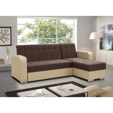 Living Room 3 Seater Corner Sofa Bed ROCKY Modern Design High Quality