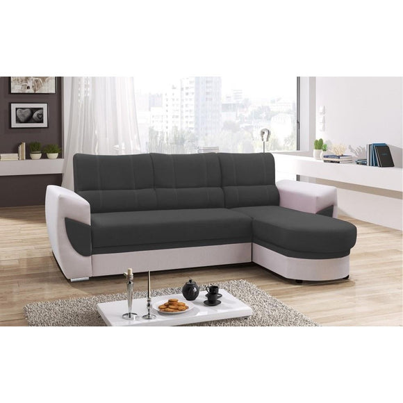 Living Room 3 Seater Corner Sofa Bed TRENDI Modern Design High Quality