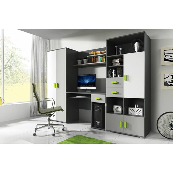 Junior Room Furniture Set MATHEW Large Space Modern Design High Quality