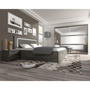 Bedroom Living Room Large Wardrobe FABIO Modern Design High Quality