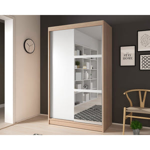 Bedroom Living Room Wardrobe NEOMI TWO Modern Design High Quality
