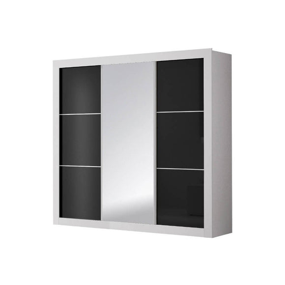 Bedroom Living Room Large Wardrobe ROMA Modern Design High Quality
