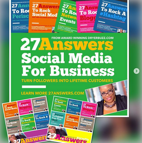 27 Answers to Create Buzz Business Session
