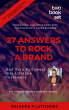 27 Answers to Become a Household Name