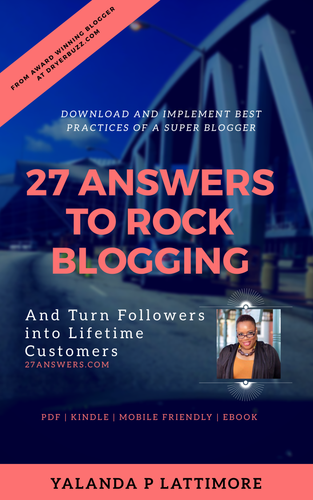 27 Answers to Rock Blogging