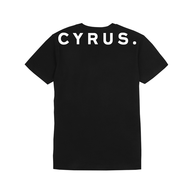Cyrus logo-printed T-Shirt - Black