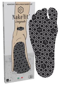 NakeFit Black (3 Pairs)