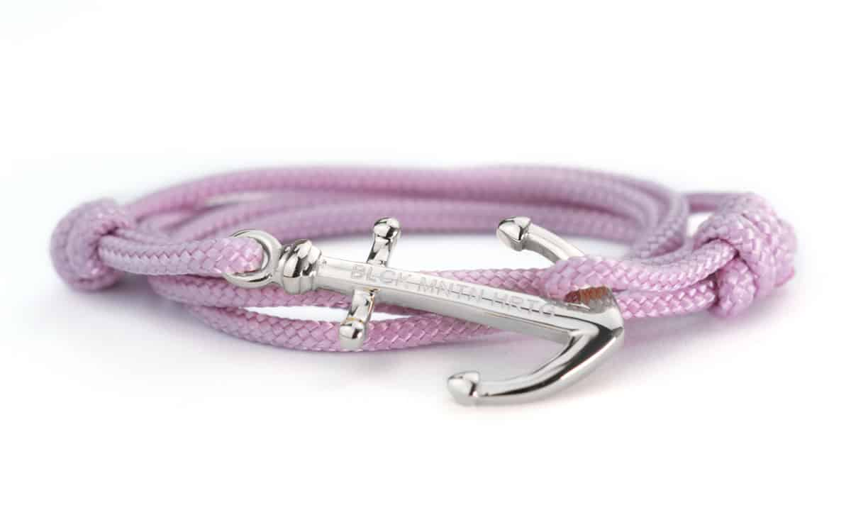 Anker Armband SUMMER LILAC - Black Mountain Heritage