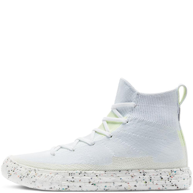 STAR RENEW SOCK KNIT HIGH HI OPTICAL WHITE