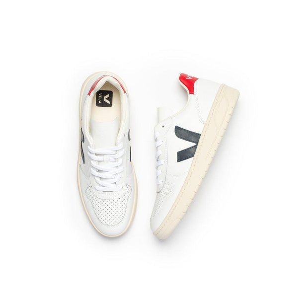 3600V-10 LEATHER EXTRA-WHITE NAUTICO PEKIN