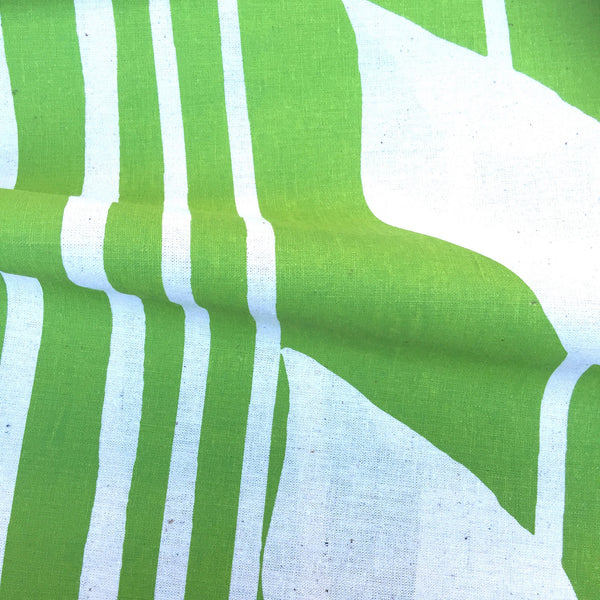 Organic Fabric - Water Breeze Print