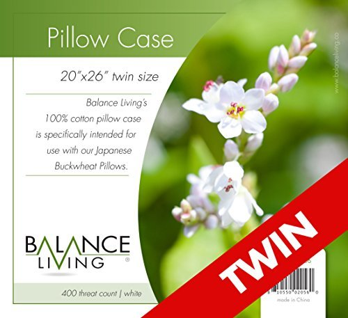 Culina 10206 Balance Living Pillowcase Twin Size