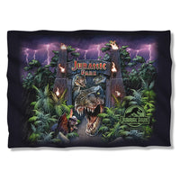 Welcome To The Park -- Jurassic Park -- Pillow Case