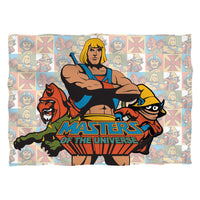 DreamWorks Heroes - Masters of The Universe - Pillow Case