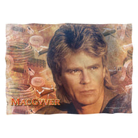 Tools Of The Trade -- MacGyver -- Pillow Case (Front/Back Print)
