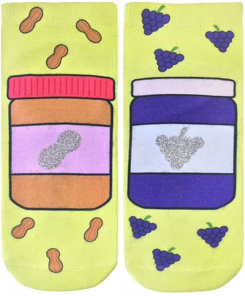 Living Royal Glitter Collection Ankle Socks