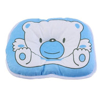 Head Protection Cushion Pillow Newborn Baby Kids Bear Pillows Animal Printed Cotton Kids Pillow Sleep Positioner Dropshipping