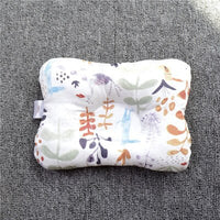Baby Pillow Newborn Head Protection Cushion Cotton Infant Nursing Pillow Sleep Support Concave Pillow Kids Room Decoration