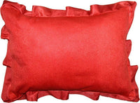 Pillow Sleep Natures Polyster Fiber Baby Bed Sleeping Pack of one bed red