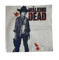 The walking dead cushion cover Carl Grimes