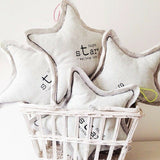 Baby Room Decor Glow In The Dark Star Stuffed Cushion Pillow Nordic Style Kids