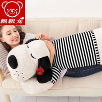 Large Papa Dog Plush Toy Doll Creative Cute Long Sleep Pillow Cushion Girl Gifts