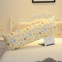 Flower Soft Body Pillow Long Sleeping Pillow for Adult and Pregnancy Kids Decor