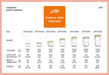 Load image into Gallery viewer, Le Parfait Familia Wiss Terrines