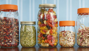 Le Parfait Screw Top Jars