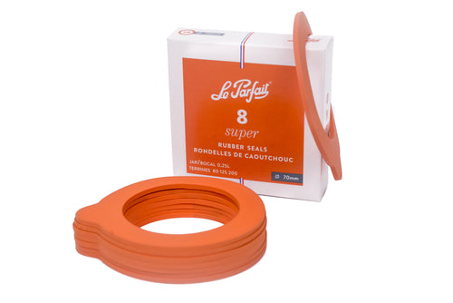 Le Parfait Super - Rubber Seals