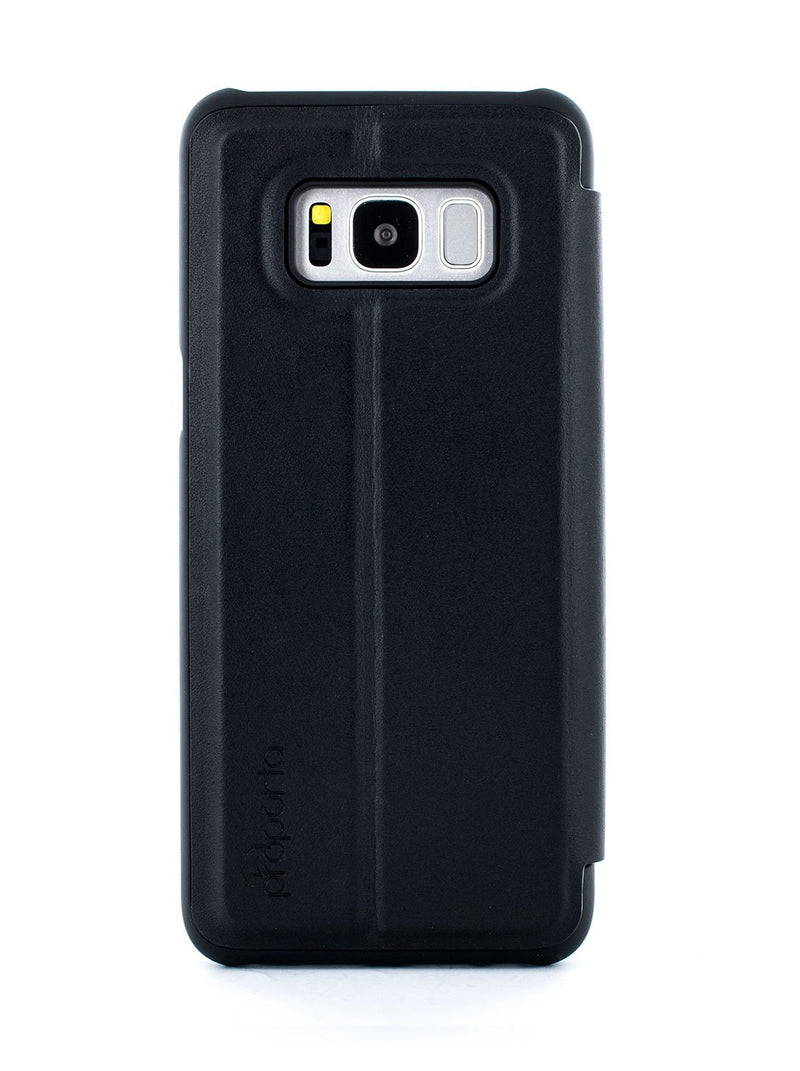 Back image of the Proporta Samsung Galaxy S8 phone case in Black