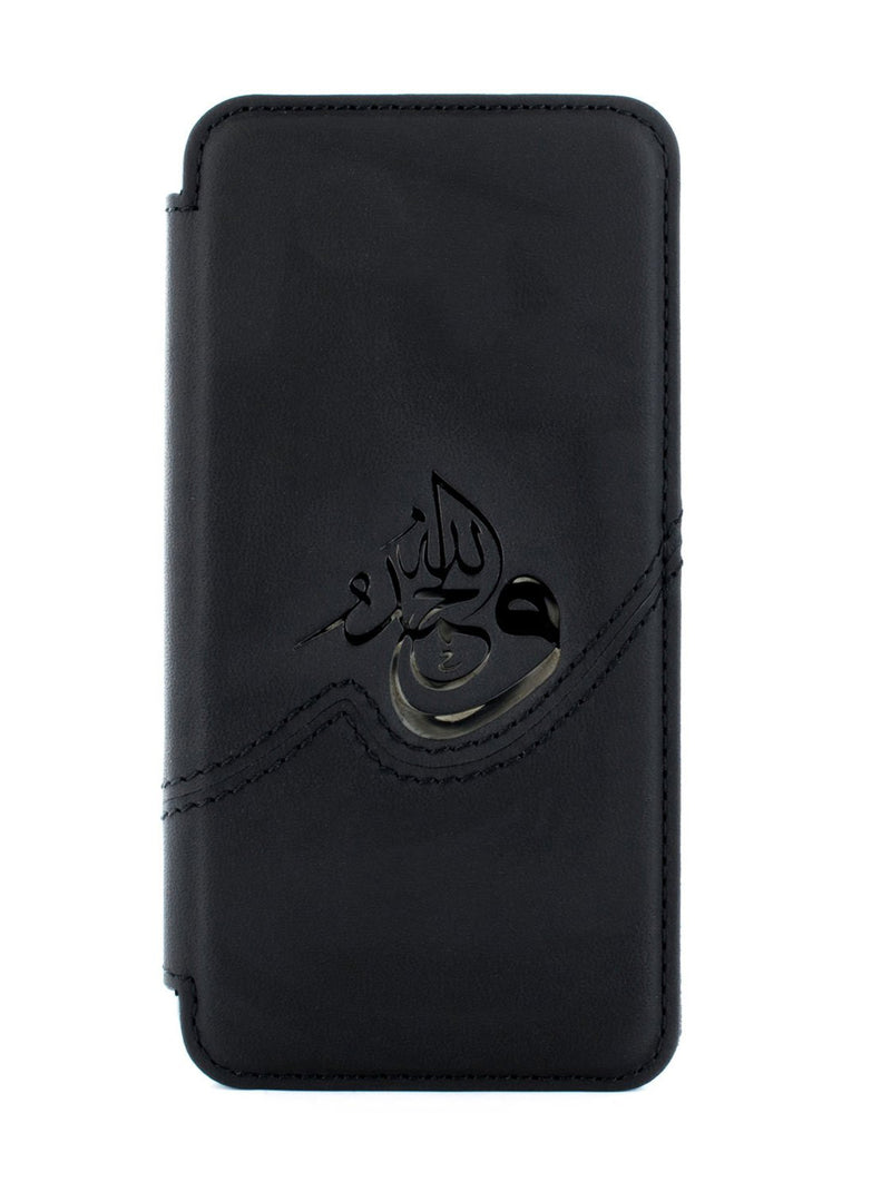 Hero image of the Greenwich Apple iPhone XS Max phone case in Black