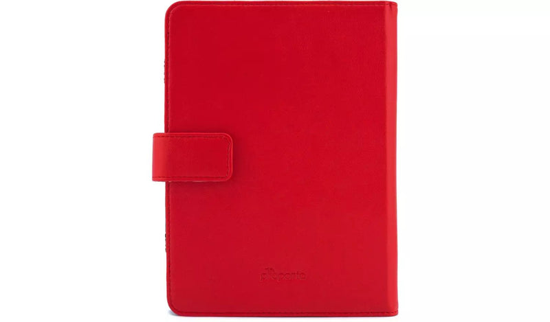 Universal E-reader Folio Case - Red