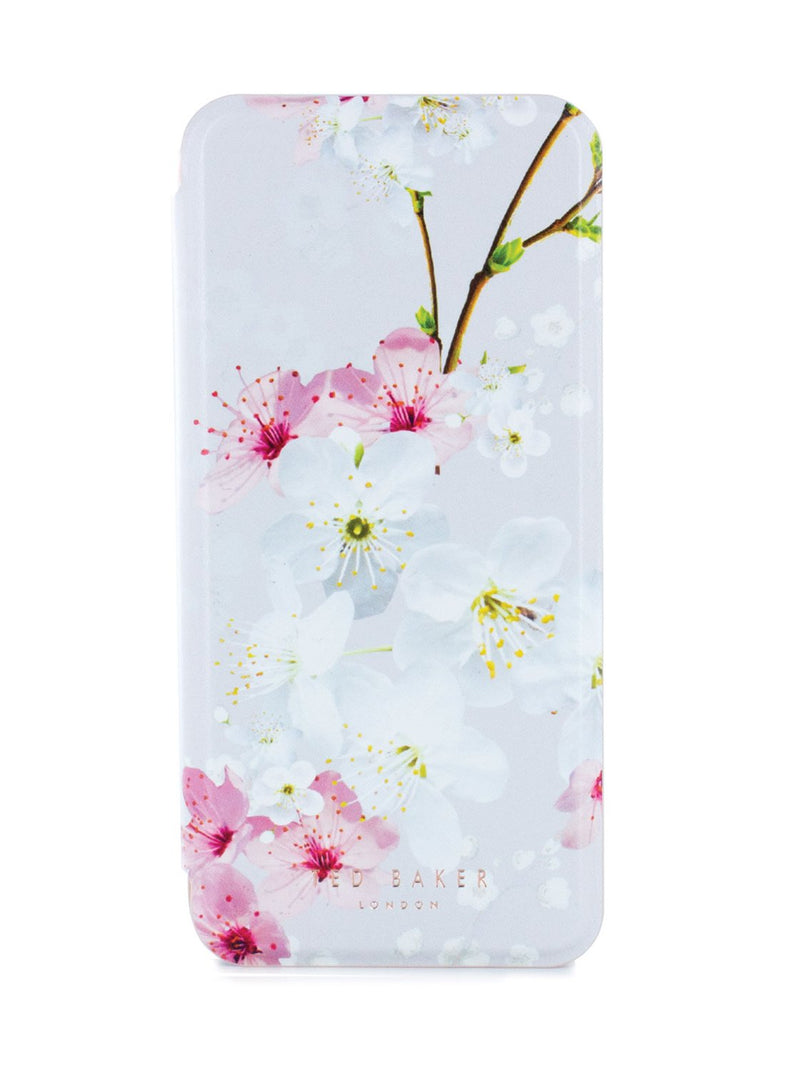 Hero image of the Ted Baker Samsung Galaxy S8 phone case in White