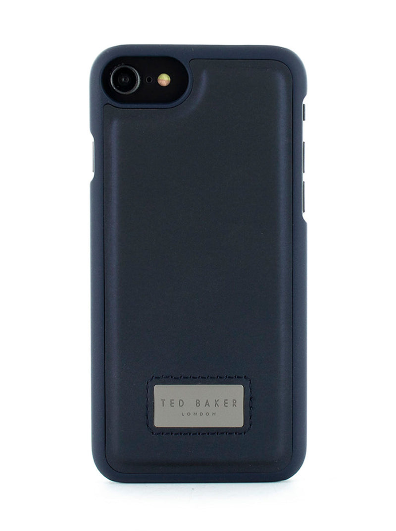 Ted Baker SNAKKE Inlay Shell for iPhone SE (2020) / 8 / 7 / 6 - Navy